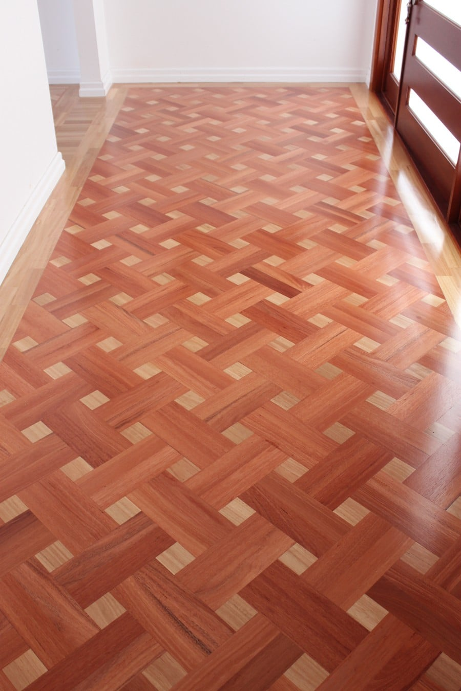 Sydney Blue Gum and Blackbutt block parquetry Benowa Waters Zealsea Timber Flooring Gold Coast Brisbane QLD Sydney Tweed Heads NSW Melbourne Vic Canberra ACT Adelaide SA