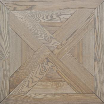 Verona ash styled trianon mosaic timber floor