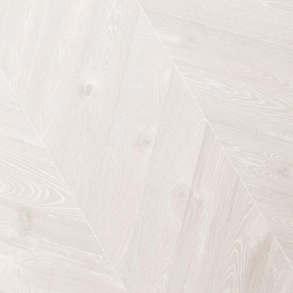 alpine timber chevron parquetry
