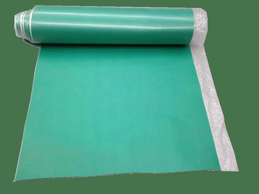 Timber Flooring Silver Foam Underlay