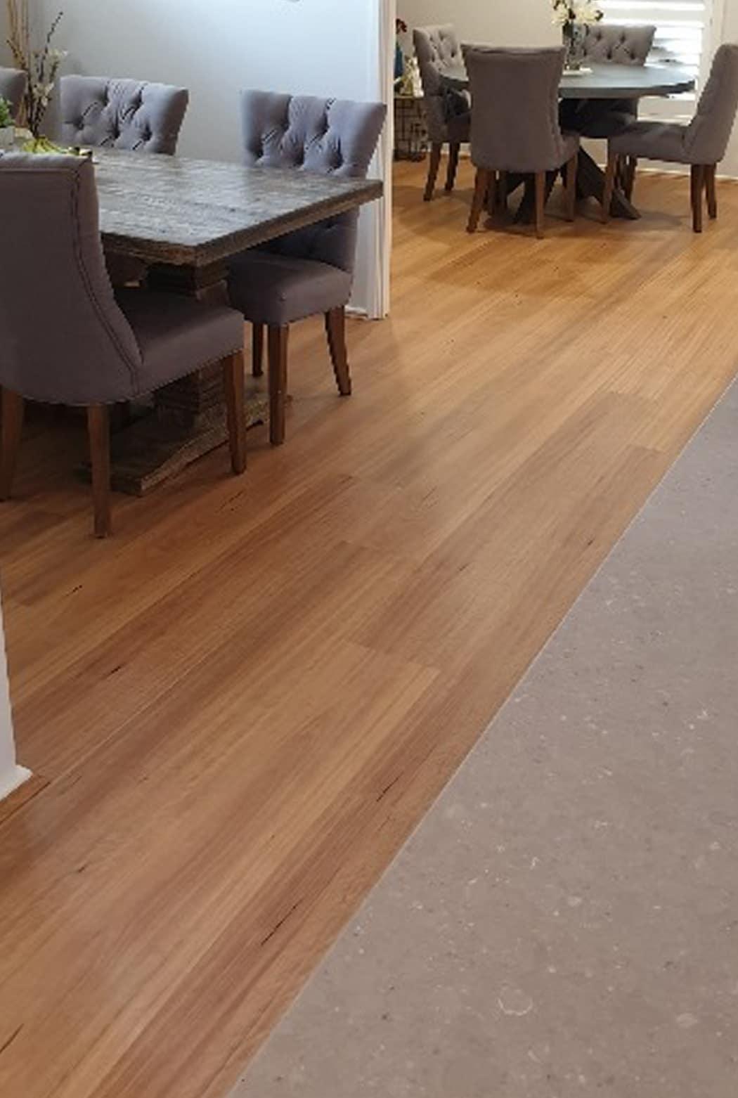 Timber Flooring Aussie Blackbutt Gold Coast