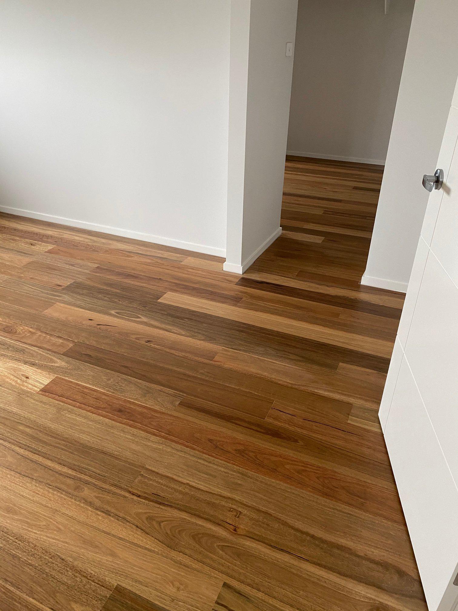 Timber Flooring Aussie Spotted Gum Gold Coast