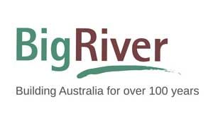 3 Big River Logo